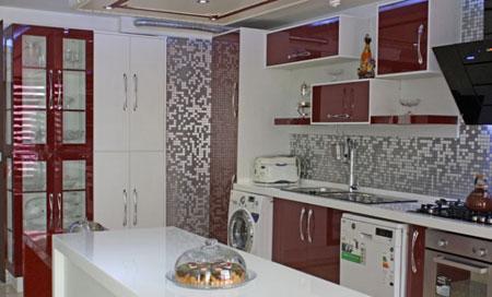 اصول طراحی آشپزخانه, طراحی داخلی آشپزخانه