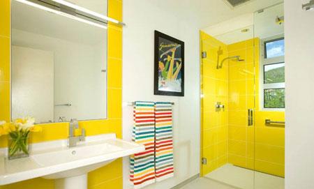 دکوراسیون سرویس بهداشتی،ایده برای دکوراسیون حمام