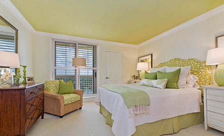 طراحی دکوراسیون اتاق خواب,ترکیب رنگ اتاق خواب