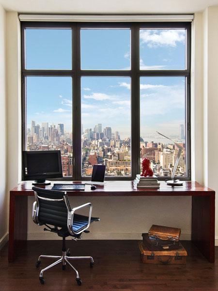 نتیجه تصویری برای طراحی دفتر کار در منزل