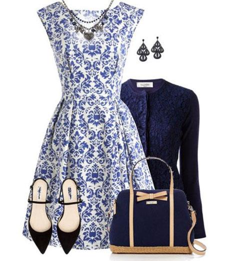 ست لباس بهار و تابستانی زنانه،ست لباس بهار و تابستان 2015