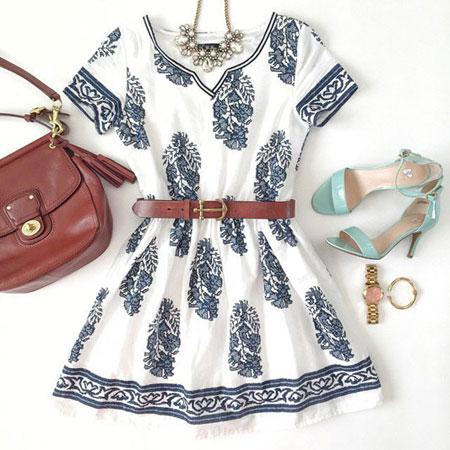 ست لباس بهار و تابستان 2015,ست های بهاری و تابستانی زنانه