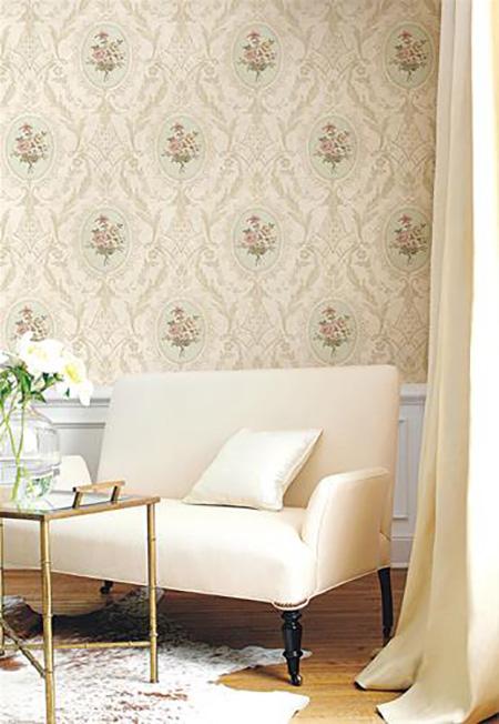 کاغذ دیواری های طرح دار, طرح و مدل کاغذ دیواری