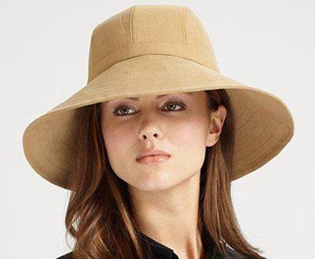 کلاه تابستانی زنانه,کلاه شیک دخترانه