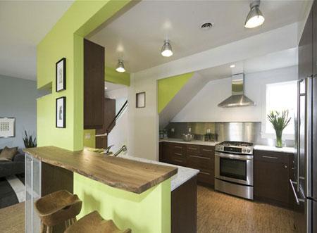 دکوراسیون داخلی منزل,کف سازی آشپزخانه,کف پوش آشپزخانه
