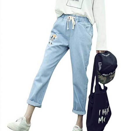 مدل شلوار افراد مختلف در تابستان,شیک ترین شلوارهای زنانه