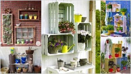تزیین گلدان,گلدانهای تزیینی,تزیین گلدان شیشه ای