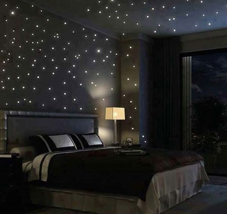 مدلهای نورپردازی اتاق خواب,دکوراسیون اتاق خواب,لوستراتاق خواب