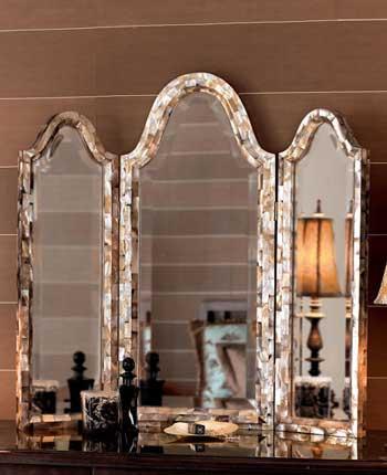 مدل های آینه های زینتی