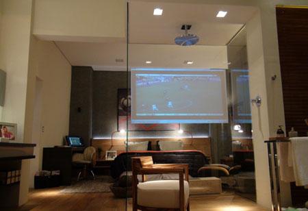 ویلا زیبا و مدرن نیمار در بارسلونا,تصاویری از خانه نیمار