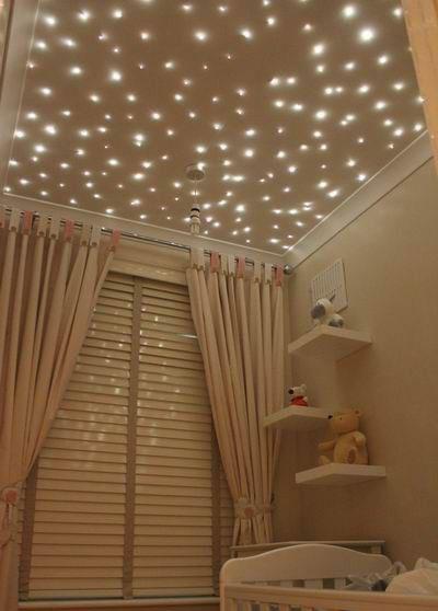 سقف منزل برای زیبایی دکوراسیون خانهدر طراحی این سقف ها می توان از نورپردازی های زیبا و دوست داشتنی هم استفاده  کرد