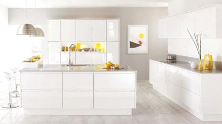 تغییر دکوراسیون آشپزخانه با کمترین خرج,اصول تغییر دکوراسیون آشپزخانه