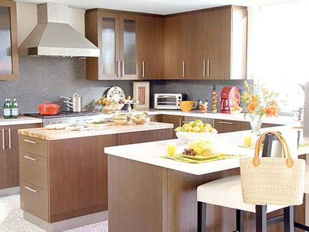 تغییر دکوراسیون آشپزخانه,تغییر کلی آشپزخانه