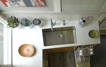 راهنمای انتخاب سینک آشپزخانه,شیک ترین سینک های آشپزخانه