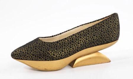 مدل کفش پاشنه بلند, کفش هایی با پاشنه های عجیب