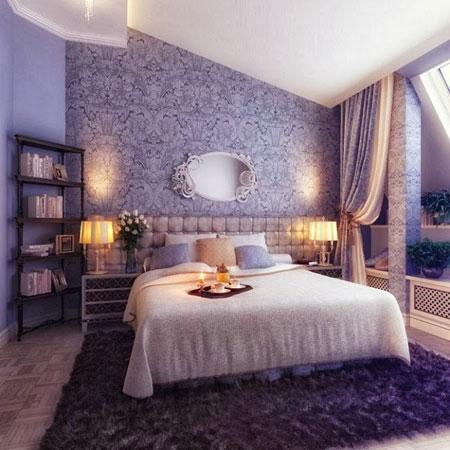 دکوراسیون مدرن اتاق خواب, طراحی اتاق خواب های شیک