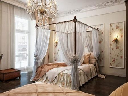 دکوراسیون اتاق خواب,طراحی اتاق خواب های سلطنتی