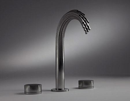 جدیدترین شیرهای روشویی, طراحی شیرهای روشویی