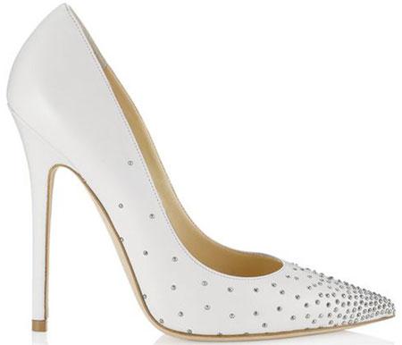 مدل کفش عروس تابستان,کفش عروس پاشنه بلند
