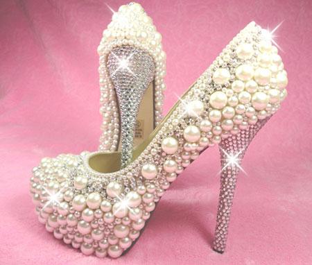 کفش عروس برندهای برتر, کفش عروس تابستان