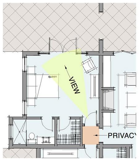 طراحی اتاق خواب,اتاق خواب تمام عیار