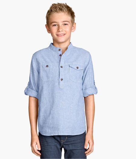 پیراهن پسر بچه ها,مدل پیراهن پسرانه