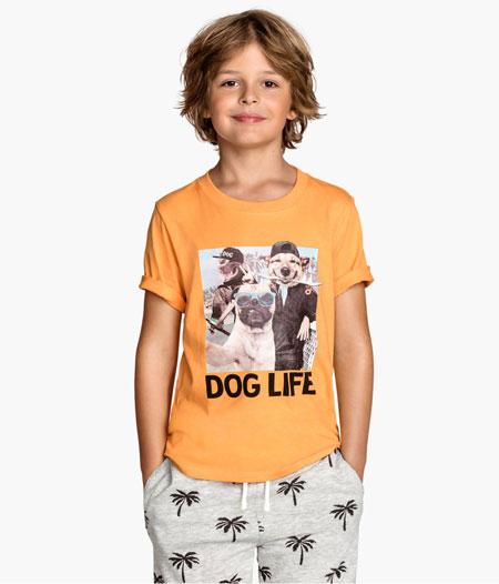 جدیدترین مدل پیراهن پسرانه, مدل تی شرت تابستانی پسرانه