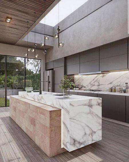 جدید ترین دکوراسیون آشپزخانه