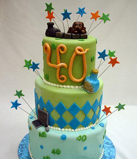 تزیین کیک تولد, زیباترین مدل کیک تولد