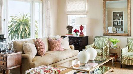 طراحی و دکوراسیون داخلی منزل, طرز استفاده از مبلمان