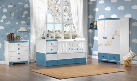 جدیدترین مدل سرویس خواب, مدل تخت های چند منظوره نوزادی