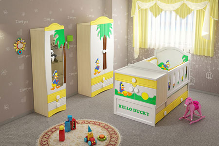 مدل تخت های چند منظوره نوزادی, شیک ترین تخت های چند منظوره