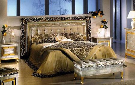 شیک ترین سرویس خواب های سلطنتی, جدیدترین مدل تخت