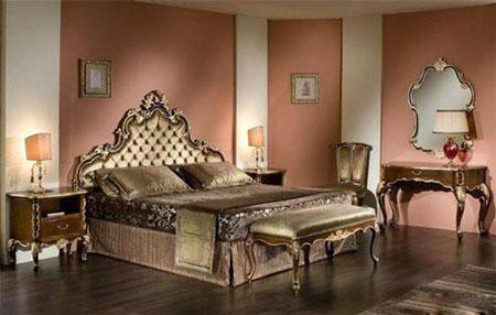 مدل تخت های سلطنتی,مدل سرویس خواب سلطنتی