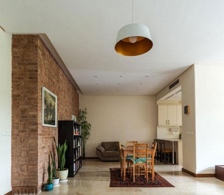 دکوراسیون پذیرایی منزل, طراحی پذیرایی منزل