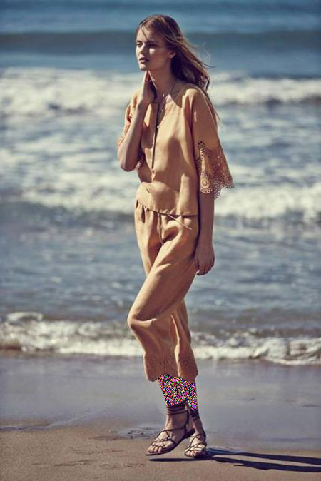 لباس تابستانی زنانه,جدیدترین لباس تابستانی