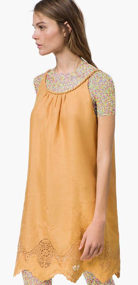 لباس تابستانی موسیمو دوتی, لباس تابستانی زنانه ماسیمو دوتی