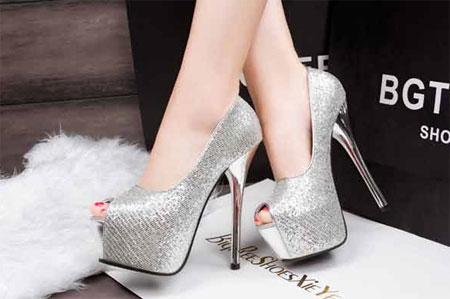 شیک ترین مدل کفش مجلسی,مدل کفش پاشنه بلند مجلسی