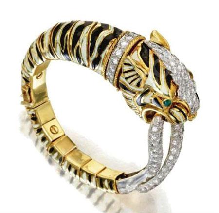 شیک ترین مدل دستبند,مدل دستبندهای نگین دار