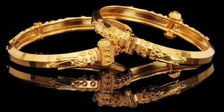 جدیدترین مدل طلا و جواهرات, مدل دستبند طلا