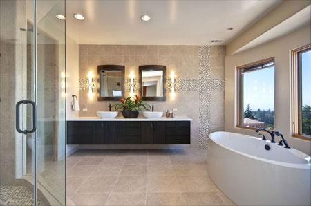 نکاتی برای انتخاب وان,حمام های هیجان انگیز