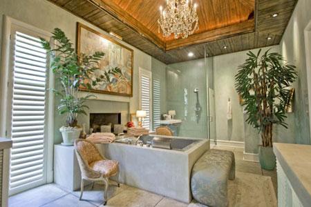 طراحی حمام,دکوراسیون حمام مدرن