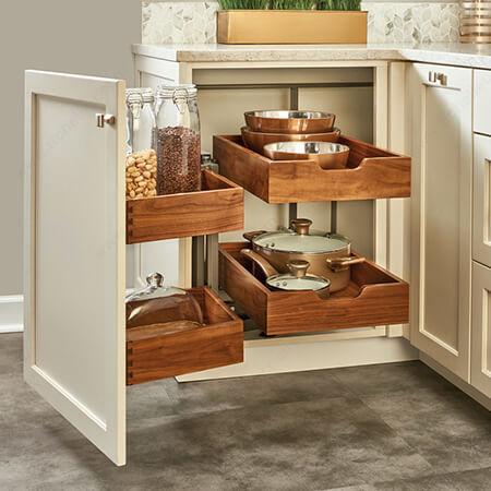 کابینت گوشه آشپزخانه,مدل کابینت گوشه آشپزخانه