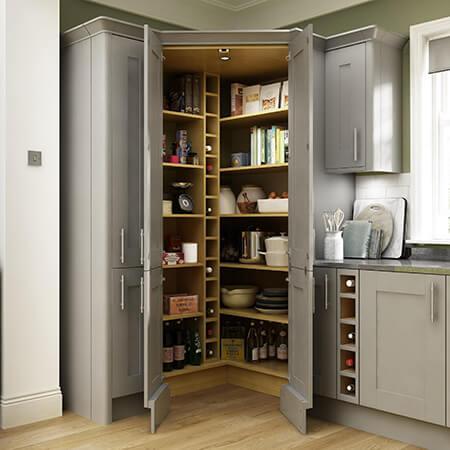 مدل کابینت آشپزخانه, جدیدترین مدل کابینت گوشه
