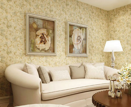 انتخاب کاغذ دیواری مناسب برای خانه شما