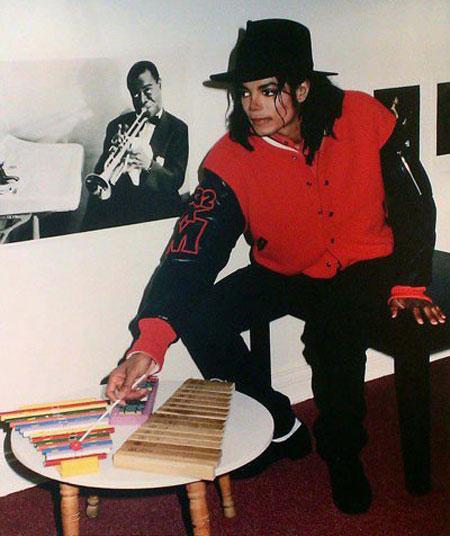 مدل لباس های مایکل جکسون,تصاویر و تیپ های مایکل جکسون