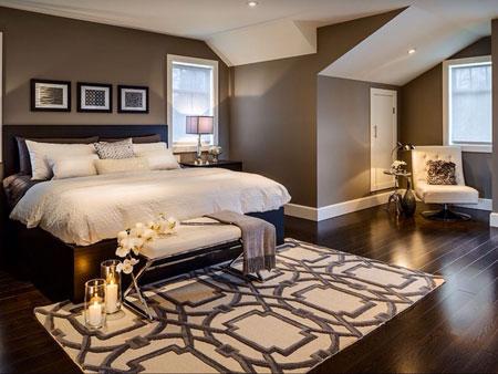 طراحی مدرن اتاق خواب, شیک ترین چیدمان اتاق خواب