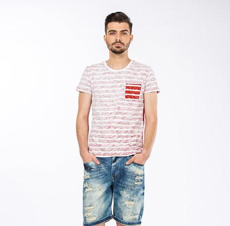 شلوارک جین مردانه,مدل شلوارک جین برند Bman