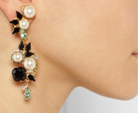 جدیدترین مدل گوشواره, مدل طلا و جواهرات هندی