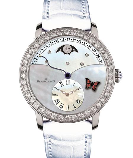 جدیدترین مدل ساعت زنانه, ساعت زنانه برند Blancpain